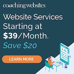 Coaching Websites May